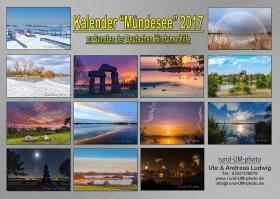 Kalender Muendesee zu Gunsten der Deutschen Hirntumorhilfe 2017